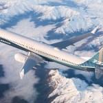 Boeing atinge configuração de projeto final do 737 MAX 10