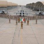 Jatos AM-X italianos atingem marca de 4.000 horas de voo no teatro de operações