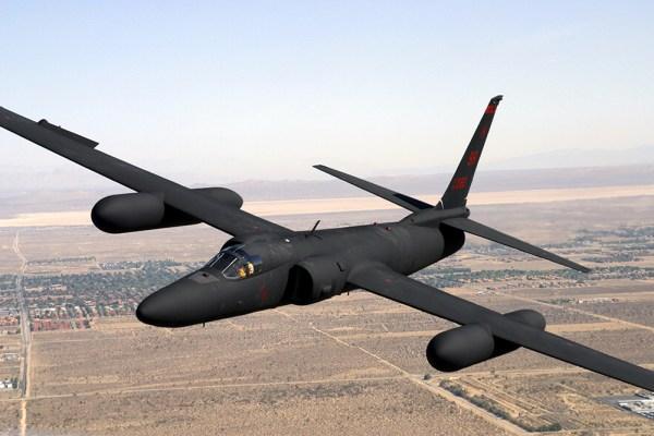 100th u2 600x400 - USAF estuda voar com o U-2S até 2100