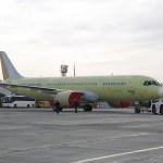 IMAGENS: Irkut finaliza montagem da segunda aeronave MC-21-300