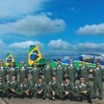 Esquadrilha da Fumaça completa 100 demonstrações com o A-29 Super Tucano