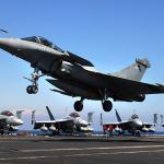 Doze caças franceses Rafale M voarão para treinamento nos EUA