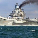 Contrato para reparo do porta-aviões Admiral Kuznetsov será assinado em abril