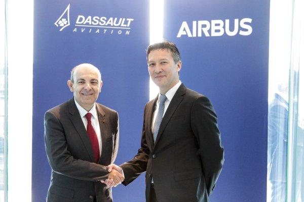 Airbus FCAS Ceremony Day01 ILA2018 600x400 - Airbus e Dassault Aviation juntam forças para o Futuro Sistema de Combate Aéreo