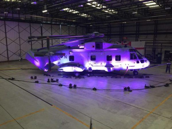 IMG 20180524 142835 675x506 600x450 - Reino Unido recebe o primeiro helicóptero Commando Merlin Mk4