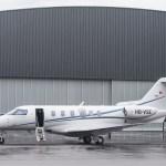 Pilatus entrega o primeiro jato PC-24 para um cliente europeu