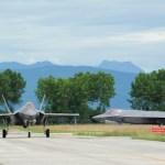 Caças F-35 da Força Aérea Italiana concluem seu primeiro exercício operacional