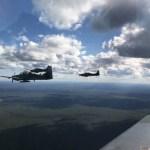 FAB: Exercício emprega mais de 20 aeronaves Super Tucano na Serra do Cachimbo