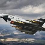 Alemanha pressiona EUA para potencial capacidade de ataque nuclear de seus Eurofighters