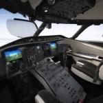Bombardier oferece HUD e EVS para os jatos executivos Challenger 350