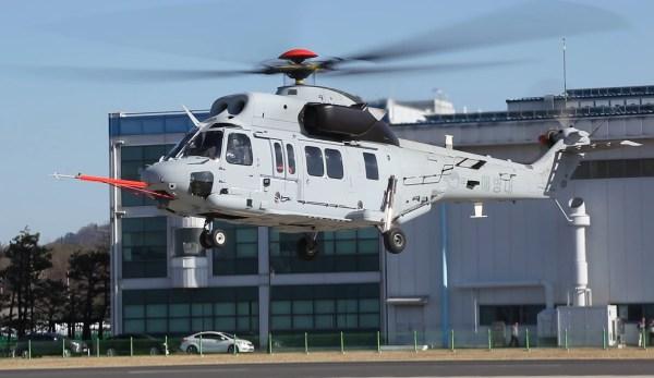 5 dead 1 injured in South Korea MUH 1 military helicopter crash 600x347 - Acidente com helicóptero MUH-1 Marineon dos fuzileiros sul coreanos