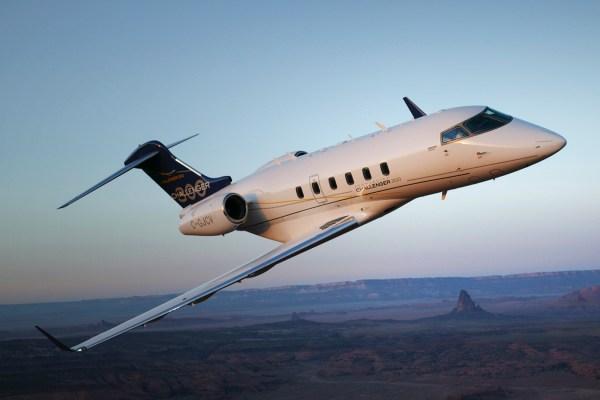 Bombardier Challenger 300 ex tcm76 3782 600x400 - Os 10 jatos executivos que revolucionaram o mercado nos últimos 30 anos