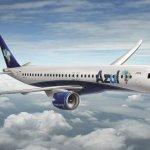 FARNBOROUGH: Embraer e Azul assinam carta de intenção para jatos E195-E2 adicionais