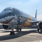FARNBOROUGH: Embraer assina carta de intenção com cliente da Espanha para cinco E190-E2s