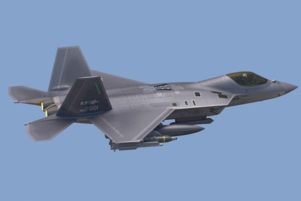 KF X C109.jpg.8670440 600x401 - Coreia do Sul revela primeiras imagens do design do caça KF-X, com armas europeias