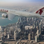 FARNBOROUGH: Boeing e Qatar Airways finalizam pedido para cinco 777 Cargueiros