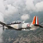 Acidente com T-6C+ Texan II da Força Aérea Mexicana