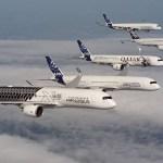 Airbus prevê quase 37.400 novas aeronaves avaliadas em US$ 5,8 trilhões nos próximos 20 anos