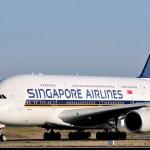 Um A380 vai ser vendido como fonte de peças