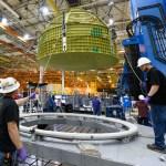 Lockheed Martin inicia montagem final da espaçonave Orion da NASA