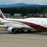 Maior jato executivo do mundo, um Boeing 747-8i do Catar, está à venda