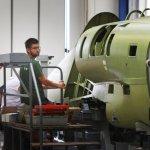 Produção do primeiro L-39NG entra numa fase importante rumo ao roll-out