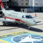 Força Aérea Brasileira recebe terceira aeronave-laboratório Legacy 500