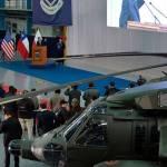 Força Aérea Chilena recebe três novos helicópteros MH-60M Black Hawk