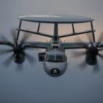 Northrop Grumman recebe contrato para quarta aeronave E-2D para o Japão