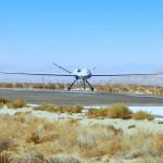 USAF completa primeiro pouso automático com um drone MQ-9 Block 5