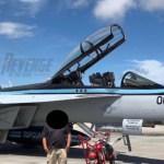 """IMAGENS: Será este o Super Hornet do filme """"Top Gun: Maverick""""?"""