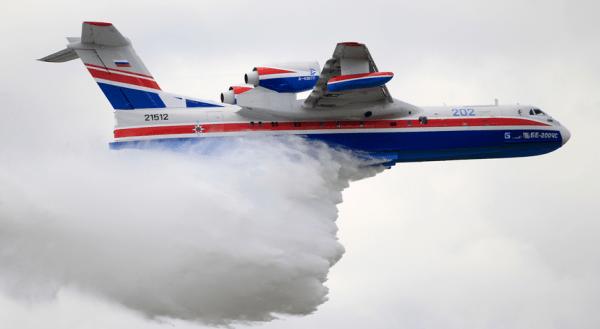 c19505030699cd769148d6351f70e95d 600x329 - Rússia vende até 15 aeronaves Be-200ES para empresas dos EUA e do Chile