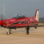 IMAGENS: RAAF revela as novas cores das aeronaves PC-21 dos Roulettes