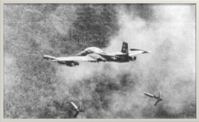 "A 37 vietnã - ""A"" de ataque: Cessna A-37 Dragonfly"