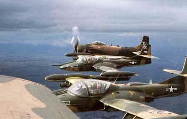 "A 37 A 1 - ""A"" de ataque: Cessna A-37 Dragonfly"