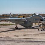 Drone Heron da IAI e Airbus completa 200 horas de voo no Espaço Aéreo Civil Europeu
