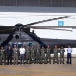 Helibras entrega o 11º helicóptero H225M ao Exército Brasileiro