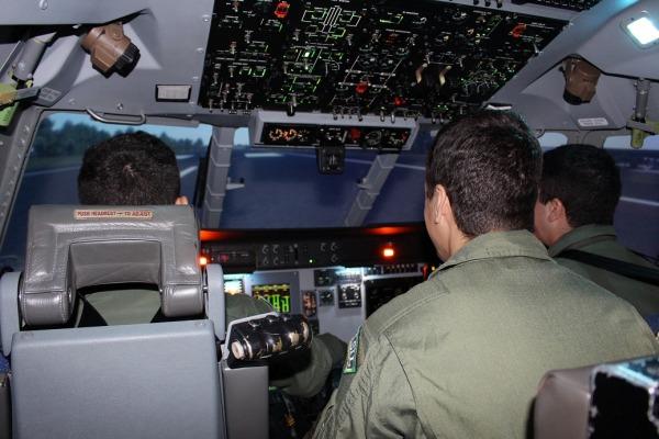 i1810109174356130 600x400 - FAB: Missões do Exercício CRUZEX são treinadas em cenário simulado