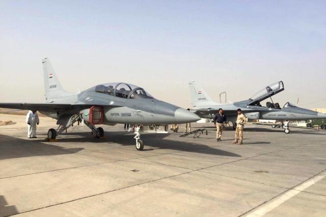 iraque T 50 golden - Iraque recebe o terceiro lote de T-50