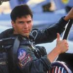 Tom Cruise vai pilotar aeronaves na sequência de Top Gun, mas não caças de combate