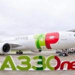 TAP Air Portugal recebe o primeiro A330neo do mundo