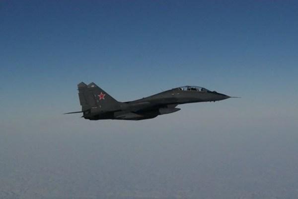 German Eurofighters intercept russian aircraft1 600x400 - Caças Eurofighter interceptam 4 aeronaves russas em apenas um dia sobre o Báltico