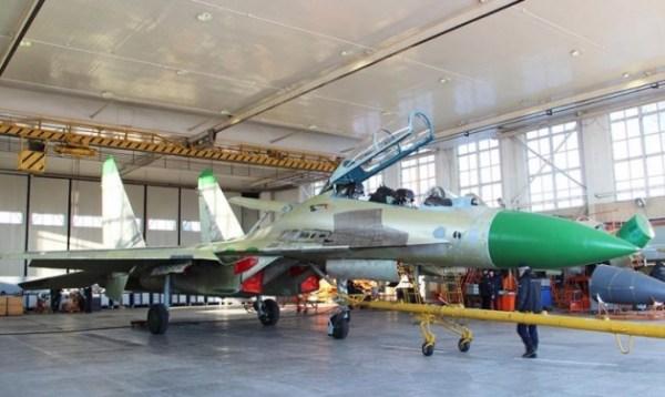 angola su 1542711443 600x358 - Força Aérea de Angola recebe quatro caças modernizados Su-30KN