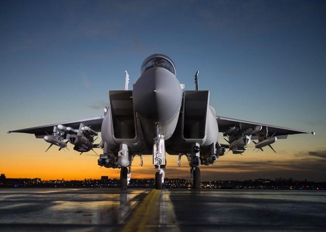 f15 gallery lrg 05 960 - Israel ainda não decidiu se vai comprar caças F-15 modernizados