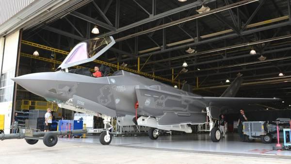 image 9 1 600x338 - USAF se move para fortalecer pontos fracos do F-35 contra hackers