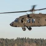 Letônia assina contrato para aquisição de helicópteros UH-60M Black Hawk