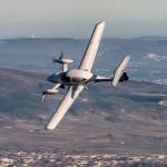 Diamond Aircraft realiza primeiro voo de sua aeronave híbrida-elétrica