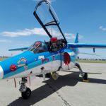 Força Aérea Argentina recebe seus três primeiros jatos IA-63 Pampa III