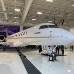 Bombardier coloca em serviço o primeiro Global 7500