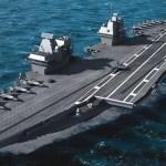 Índia começará construção do seu terceiro porta-aviões em 3 anos